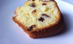 Limonlu Üzümlü Kek